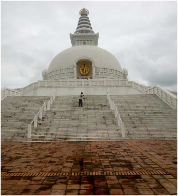 Peace Stupa Pokhara