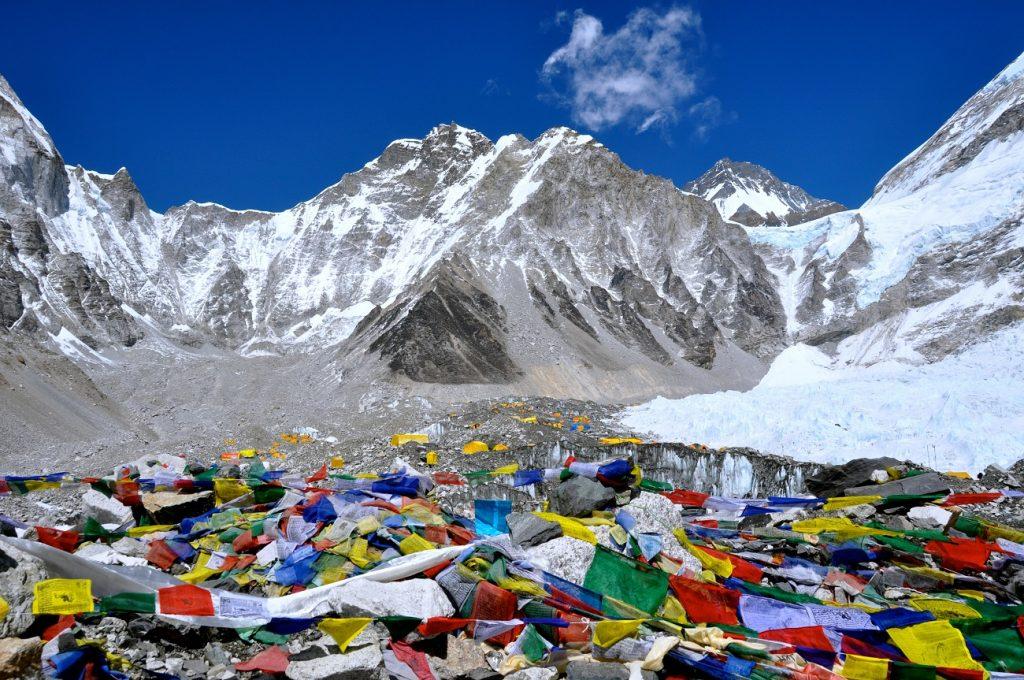 Everest Base Camp 5364m