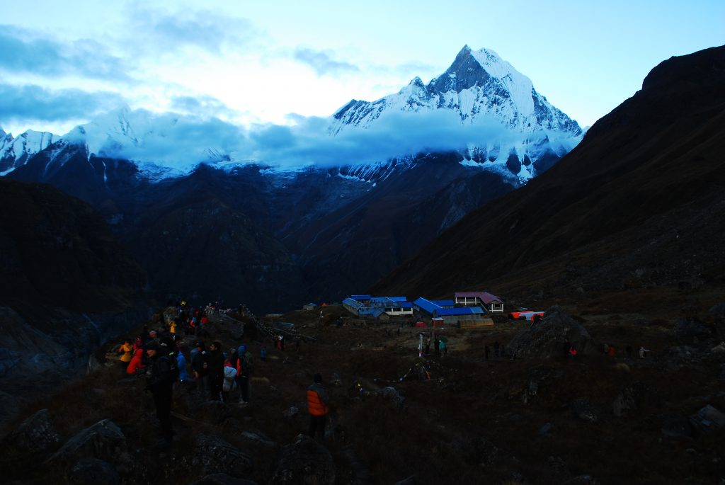 purna Base Camp