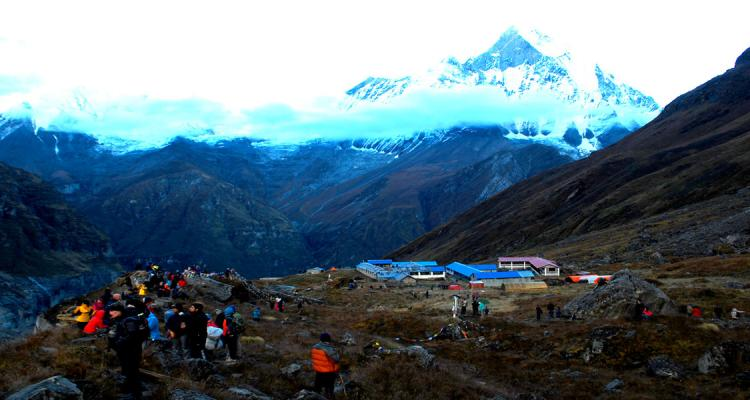 10 Days Short Annapurna Base camp trekking 147