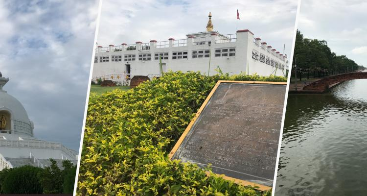 Lumbini, Birthplace of Buddha 98