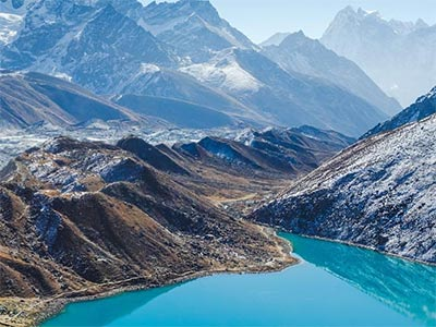 Gokyo Valley Trek  30