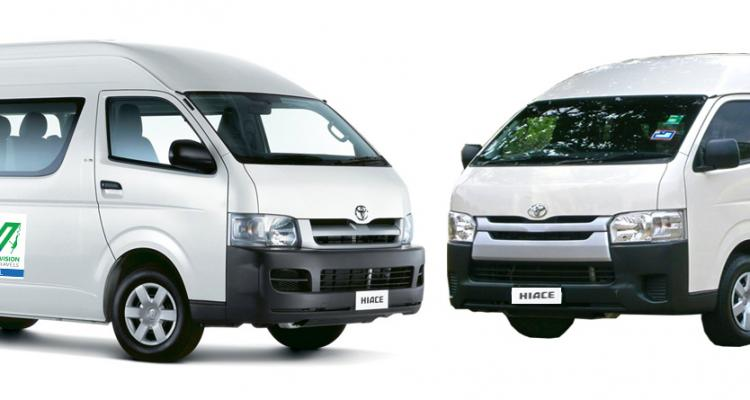 Hiace Rental and Booking in Nepal 162