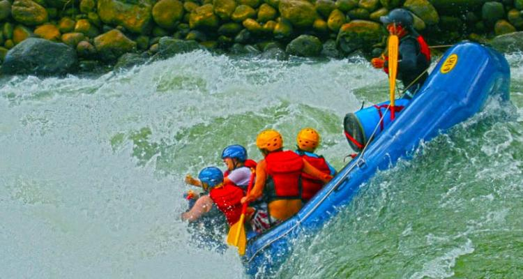 White Water river rafting in Karnali 67