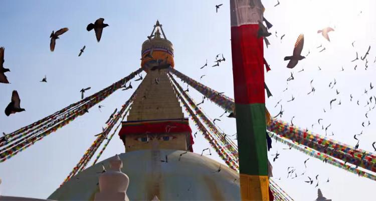 Swayambhunath, oldest Buddhist Stupa in the world 53