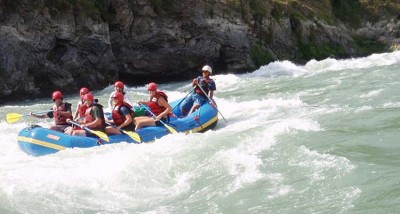 Lower Seti River Rafting 64