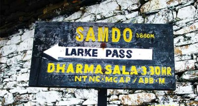 Manaslu Larke Pass Trek 44