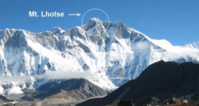 Mt Lhotse Expedition 72