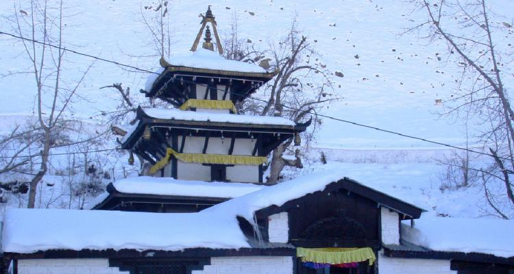 Muktinath Temple Tour 50