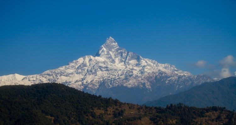 Mt Machhapuchhre view 153