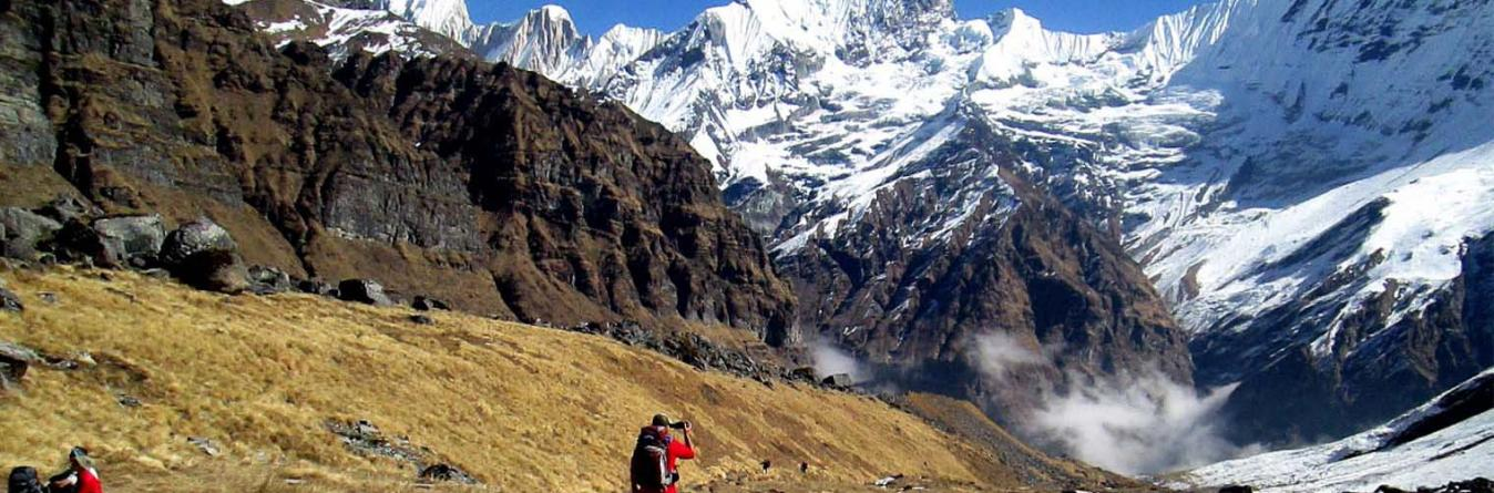 Luxury Annapurna Base Camp Trek