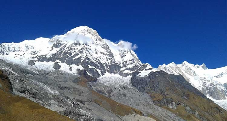 Mt Annapurna Expedition