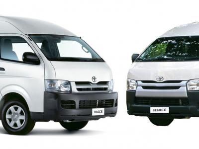 Hiace Rental and Booking in Nepal