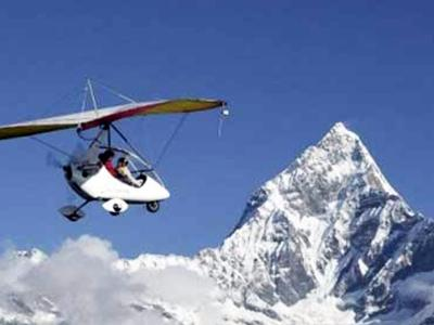 Ultra Flight besides Himalayas
